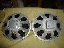 2 VINTAGE JENSEN ALNICO 12 INCH SPEAKER 8 OHM RATED FOR TUBE AMPLIFIERS