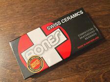 Bones Swiss Ceramics skateboard bearings