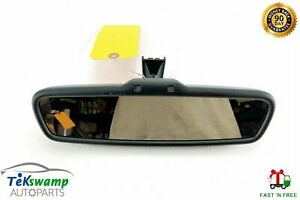 06-12 Ford Fusion Interior Rear View Rearview Mirror OEM
