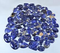 573.60 Cts Natural Lapis Lazuli 20 Pairs Lot Cabochon Loose Match Pair