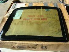 15697073 GM GMC Window Rear Side Glass 1994 94 1500 2500 3500 Solar Green Dot 18