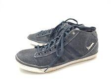Adidas Vespa Herren Halbschuh Sneaker Sportschuh Schwarz Gr. 44 2/3 ( UK 10)