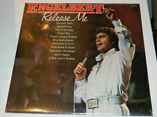 sealed LP Vinyl ENGELBERT HUMPERDINCK Release Me CN-2034 GERRY DORSEY