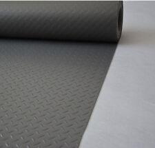 Garage Mat Protector Floor  Plastic Mechanic Flooring Rug 6.56*16.4 ft *2.5Gray