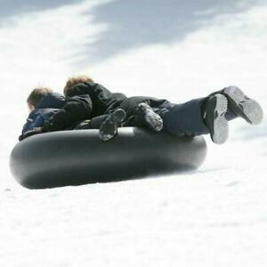 "New HD 40"" Rubber Snow Tube Winter Sledding Tubing 8.25-20 FREE Shipping 552-488"