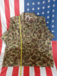 US Camo HBTs Jacket