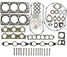 VICTOR Head Gasket Set+BOLTS for Mitsubishi Chrysler Dodge 3.0L SOHC 6G72 99-05