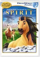 Spirit: Stallion of the Cimarron (Full S DVD