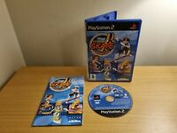 PLAYSTATION 2 - PS2 - DISNEYS EXTREME SKATE ADVENTURE - COMPLETE WITH MANUAL