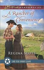 A Rancher of Convenience (Lone Star Cowboy League: The Founding Years)-ExLibrary