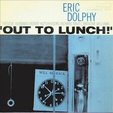 Eric Dolphy-Out To Lunch!-'64 Hard Bop/Free Jazz Classic-NEW LP