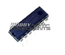74HC00 Quad 2 Input NAND (DIP 14) (Pack of 5)