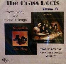 THE GRASS ROOTS - Vol.# 2 - 2 LP's on 1 CD