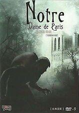 The Hunchback of Notre Dame - UK Region 2 Compatible DVD Gina Lollobrigida DVD