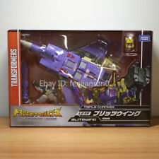 "Takara Transformers Blitzwing Legends Class LG 59 Action Figure 7"" toy kids Gift"