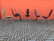 Set Di 6 Sedie Poltroncine Design Stokke  Rare Chair Olav Eldoy