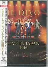 IL DIVO-LIVE IN JAPAN 2016-JAPAN DVD L15