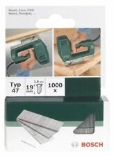 Bosch 2609255811 23mm Type 47 Tacker Nails Pack of 1000