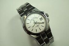 VACHERON CONSTANTIN 72050 OVERSEAS STAINLESS STEEL QUARTZ NICE BUY IT NOW!!