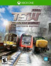 Train Sim World 2020 Collectors Edition XB1 Xbox One