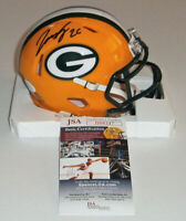 PACKERS Darnell Savage signed SPEED mini helmet w/ #26 JSA COA AUTO Autographed
