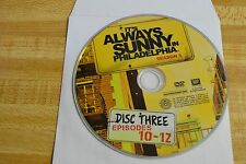 Always Sunny In Philadelphia Fifth Season 5 Disc 3 Replacement DVD Disc Only*