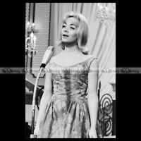 #phs.005174 Photo ISABELLE AUBRET EUROVISION 1962 Star
