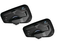 NEW 2019 - Cardo Scala Rider Freecom 4+ Plus Duo - 2 UNITS - BlueTooth - JBL