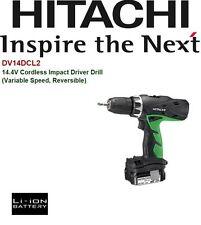 HITACHI Trapano avvitatore - DV14DCL2
