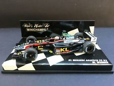 Minichamps - Mark Webber - Minardi - PS02 - 2002 - 1:43
