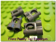 LEGO Lot of 4 Star Wars Dark Gray Town Binoculars Part 7418 7419 7203 7163 10019