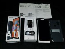 Brand New! SAMSUNG GALAXY A11 A-115U 32GB MetroPCS, MetrobyT-Mobile & Free Case!