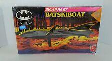 Batskiboat Snap Fast Model for the beginner batman returns