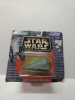 1996 Star Wars Imperial Star Destroyer Micro Machines  Galoob New Vintage