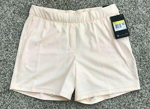 "Nike Womens Flex Victory Golf Short 5"" Peach BV0171 size Small"