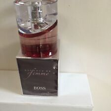 ESSENCE de FEMME de BOSS eau de parfum CONCENTREE 50ml. TRES RARE.
