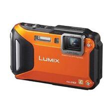 Panasonic Orange Digital Cameras