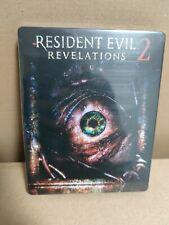 Resident Evil  Revelation 2 - Steelbook - Custom - new - NO GAME - kein Spiel