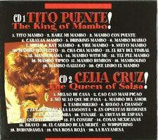 TITO PUENTE & CELIA CRUZ - VERY BEST OF 2 CD NEUF