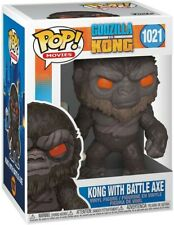 Funko - POP Movies: Godzilla Vs Kong - Kong with Battle Axe Brand New In Box