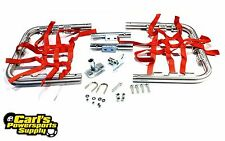 BRAND NEW Nerf Bar Assembly For Honda TRX250 87-09 w/ Mounting Hardware