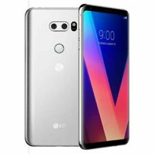 Unlocked LG V30 4G LTE Smartphone Brand New In Factory-Sealed Box