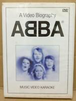 ABBA A Video Biography MV Karaoke Rare Singapore DVD FCBL080