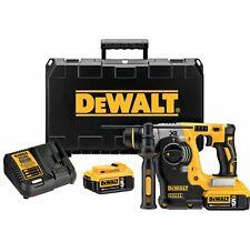 Dewalt DCH273P2 18v XR SDS+ Brushless Rotary Hammer Drill + 2 x 5.0Ah Batteries