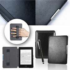 Magnetic Leather Case for Amazon Kindle Paperwhite 5 6 WiFi Cover w/ Sleep Mode