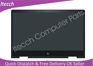 "HP Envy X360 15-bq051sa 15.6"" LCD Touch Screen Digitizer DisplayPanel Assembly"