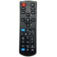 NP-VE281 NP2200 NP-V260 NP216 NP-V260X InTeching RMT-PJ30// RD-450C Projector Remote Control for NEC NP110 NP64 NP115 NP-VE303 NP43 NP-M402H NP-V300X NP-VE281X NP1200 NP215 NP-M403H