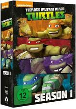 Teenage Mutant Ninja Turtles: Season Staffel 1 DVD Box 4 DVD's Neuwertig