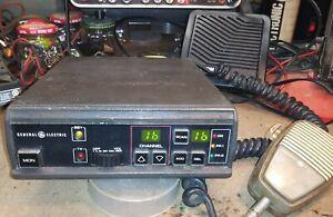 GE Phoenix-SX with Scan VHF/2 meter 16 Ch. Mobile 2-way Radio / Free programming
