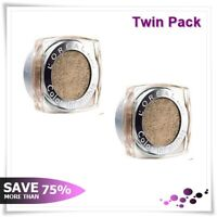 L'Oreal Color Infallible Eye Shadow, (Twin Pack), #024 Bronze Goddess